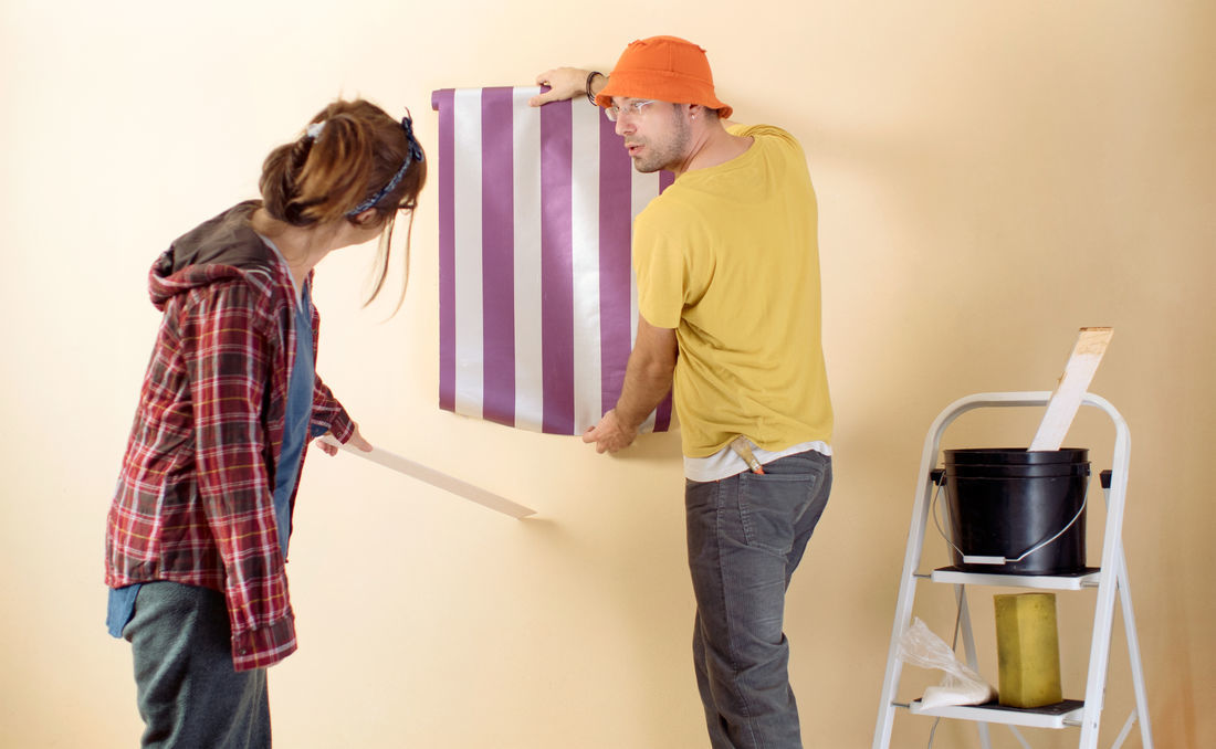 Wall Paint Vs Wallpaper Which Is Better Wall Paint Of Course